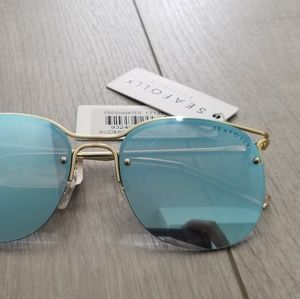 Seafolly Freshwater Sunglasses Gold